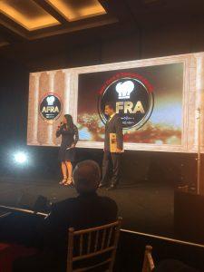 2018 AFRA AWARDS