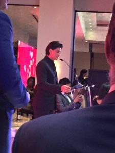 2015 ZEE TV 20 YEARS EVENT WITH SRK AT THE MONTCALM