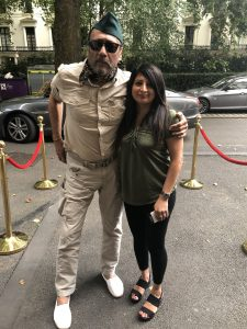 2018 PRIVATE BIRTHDAY PARTY WITH JACKIE SHROFF