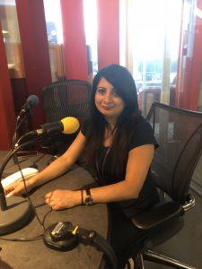 Naila Mughal press interview bbc